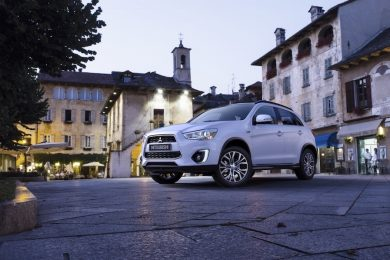 Mitsubishi ASX mix-leasing