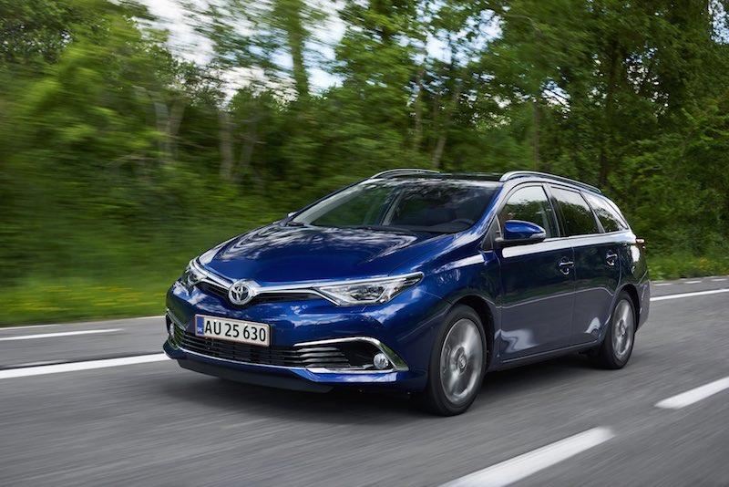 Ny Toyota Auris som hybrid fra 259.990 kr