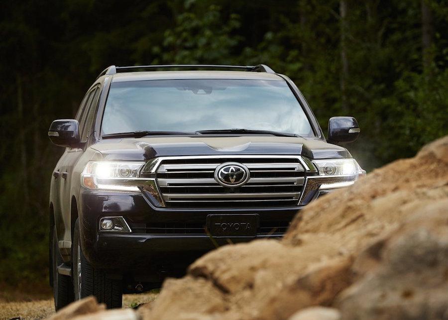 Toyota fremviser ny, good-looking LandCruiser