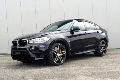 BMW X6 M G-Power