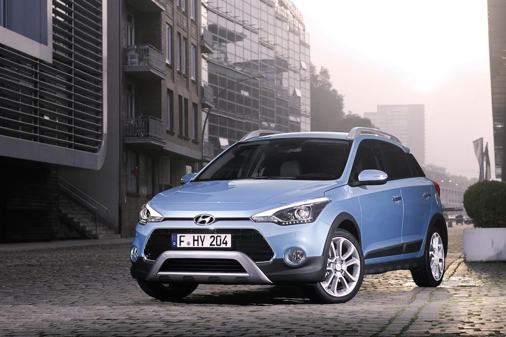 Ny Hyundai i20 Active har crossover-sjæl