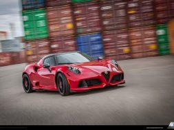 Alfa Romeo 4C Zender