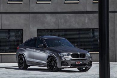 Vild tuning af BMW X4 xDrive35i
