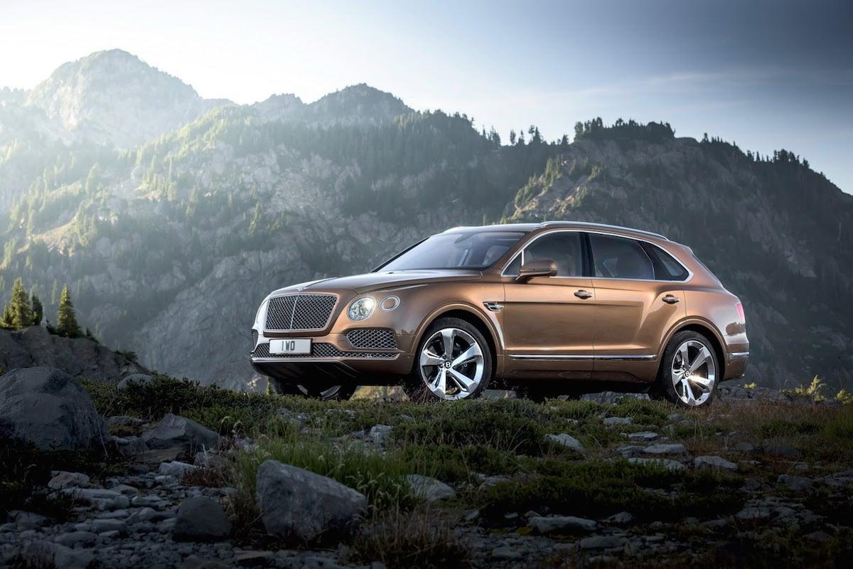 En Bentley med dieselmotor?