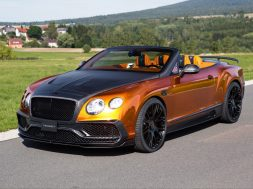 Bentley Continental GT Convertible Mansory