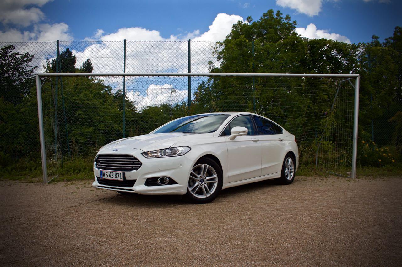 Ford Mondeo 1.5 EcoBoost - Bilsektionen.dk