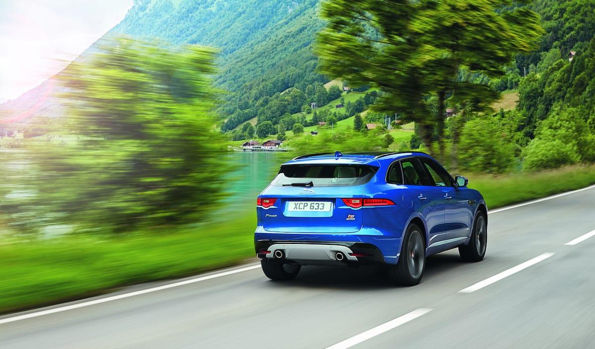 Overrasket over prisen på Jaguar F-Pace?