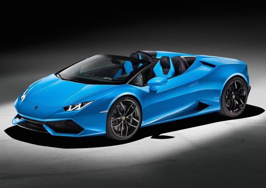 Her er den nye Lamborghini Huracan – bare uden tag!