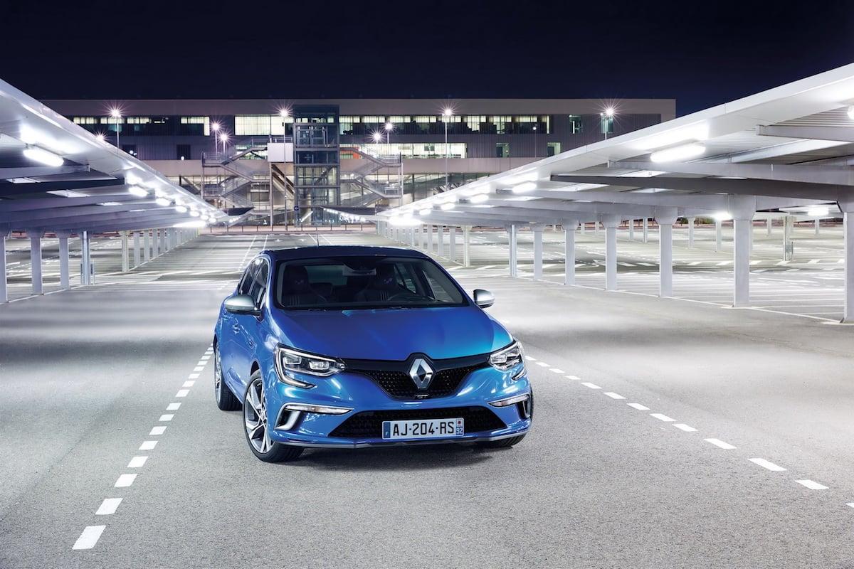 Video: Renault Mégane kører på kærlighed