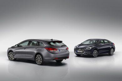 Faceliftet Hyundai i40