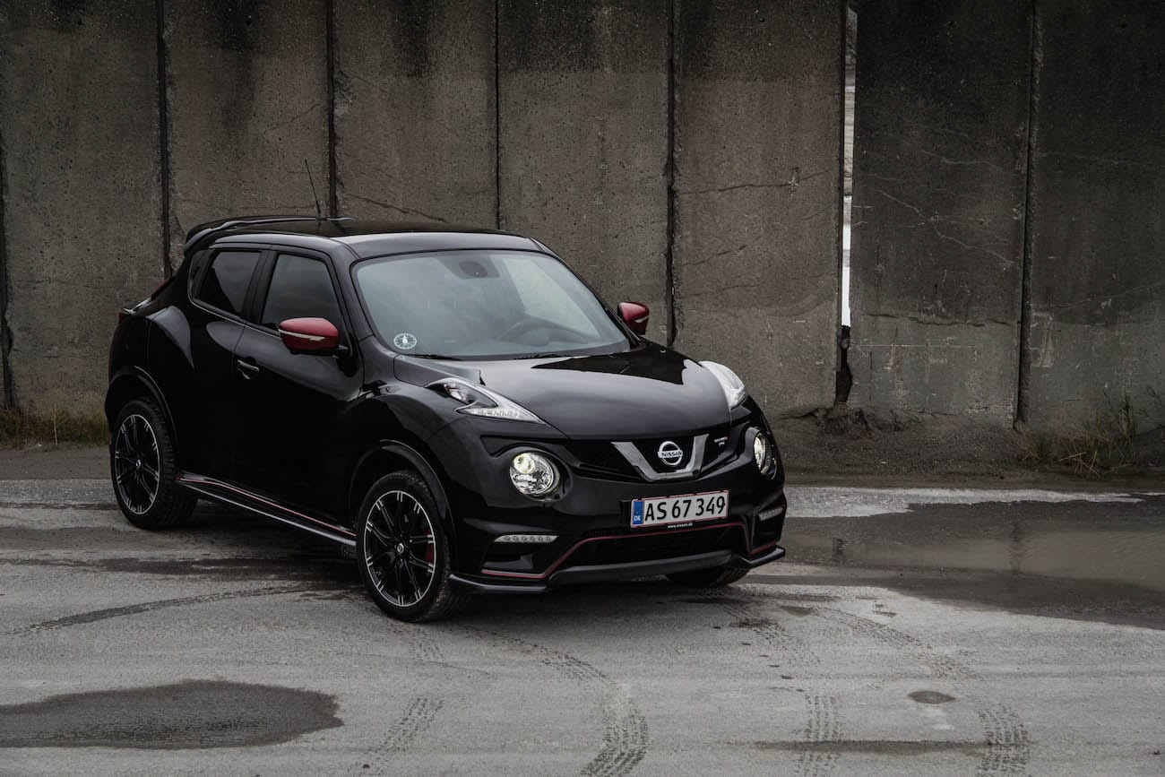 Test: Nissan Juke Nismo RS