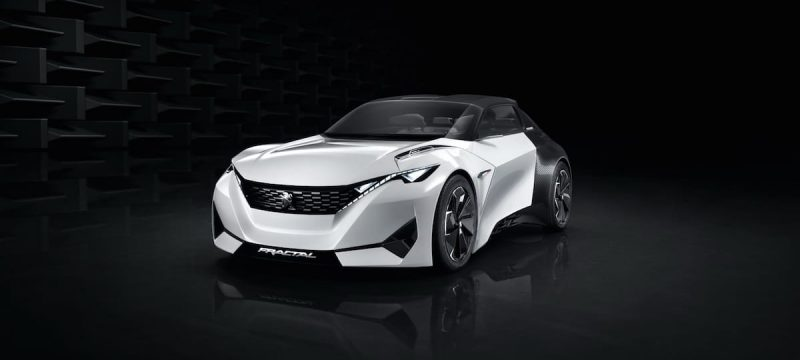 Peugeot Fractal koncept