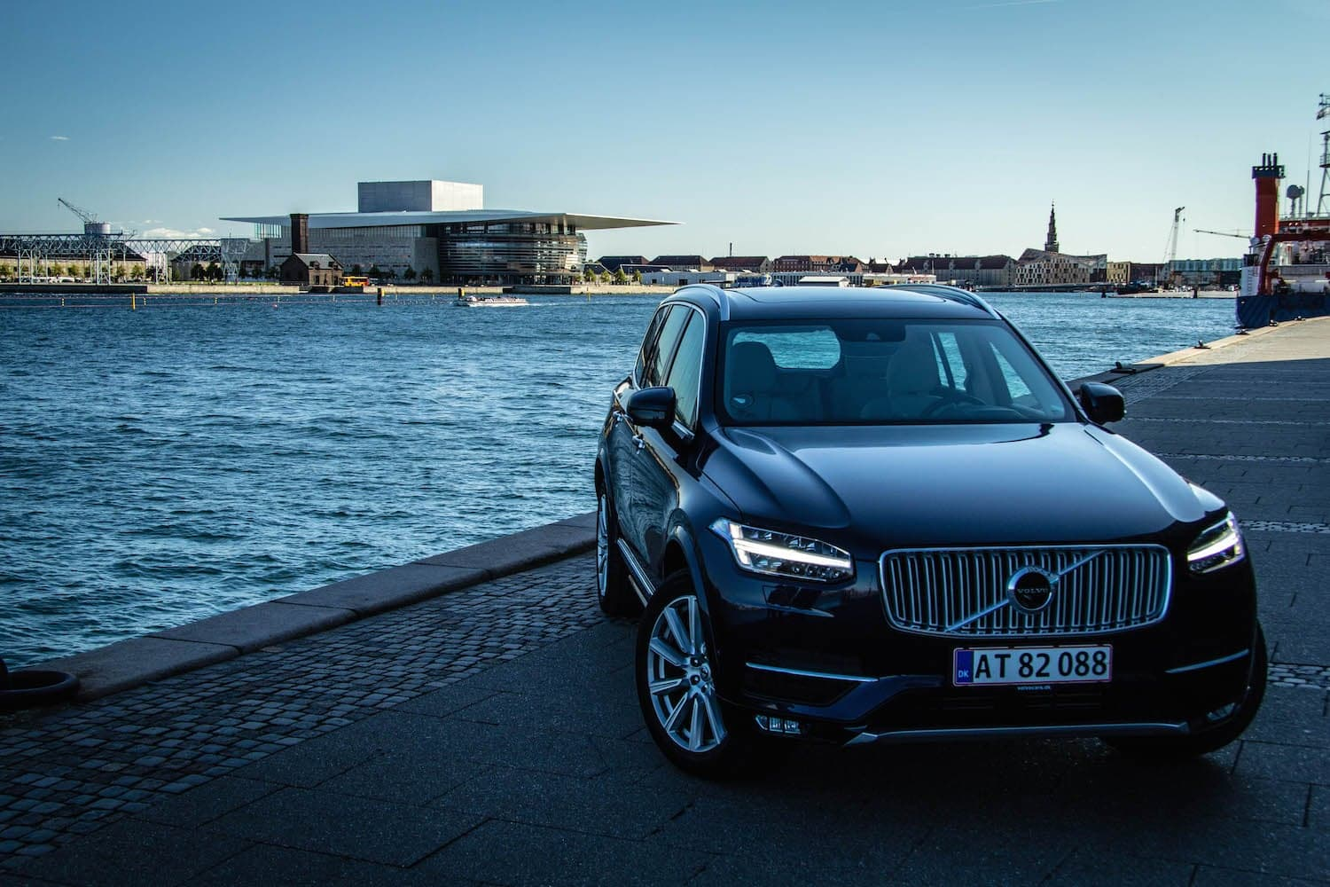 Test: Volvo XC90 D5 Inscription