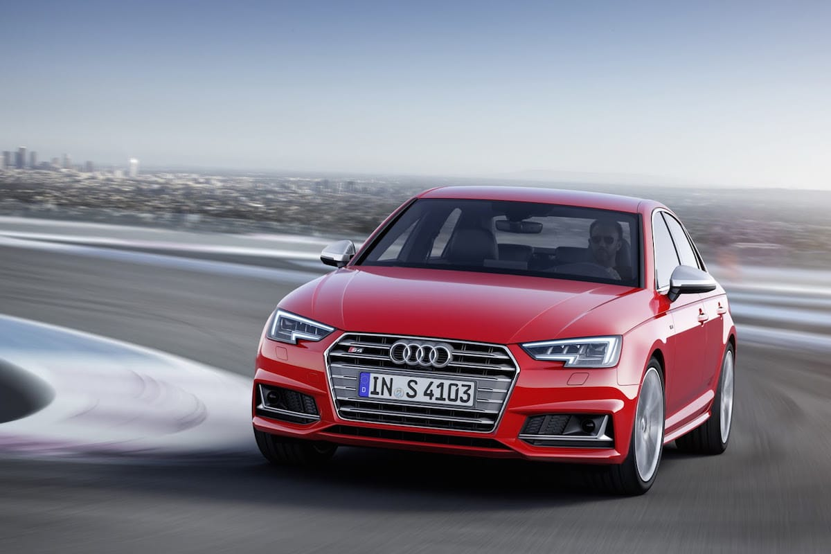 Audi viser ny S4 i Frankfurt