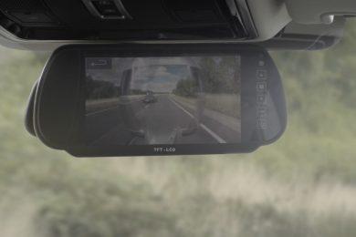 Land Rover gør anhænger gennemsigtig