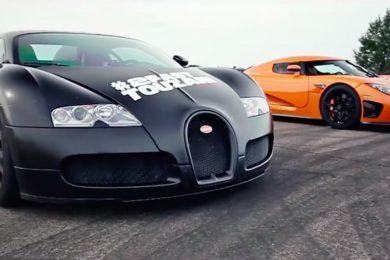 Bugatti Veyron mod Koenigsegg ccxr