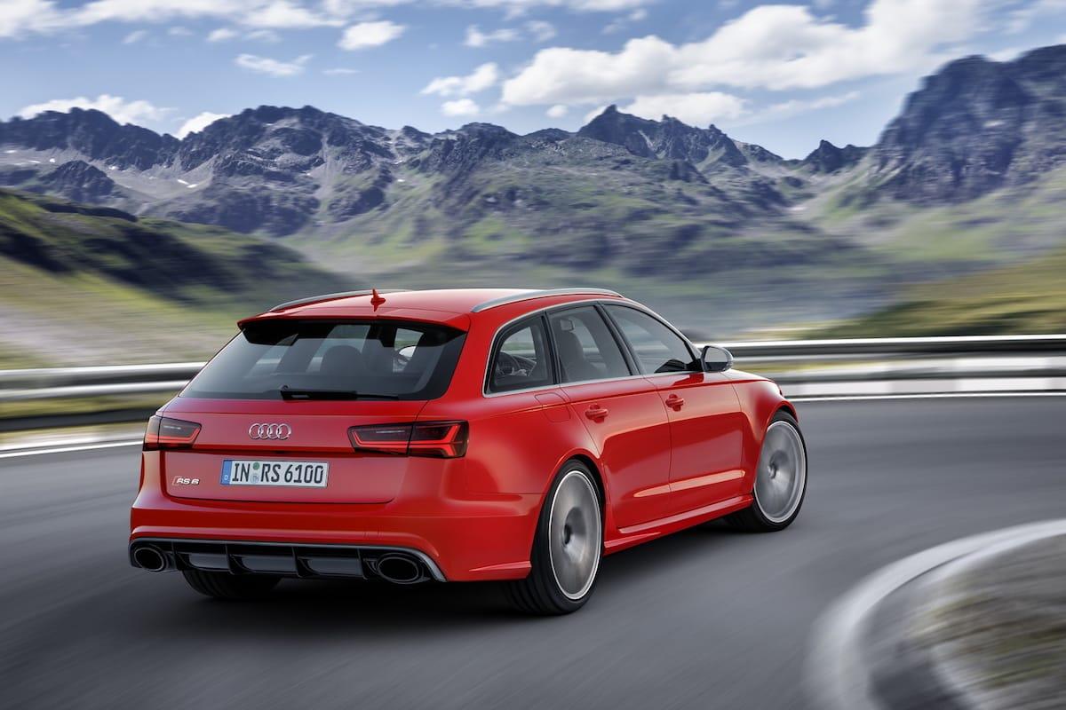 Audi RS6 Avant og RS7 fås nu i Performanceudgave med 605 hk