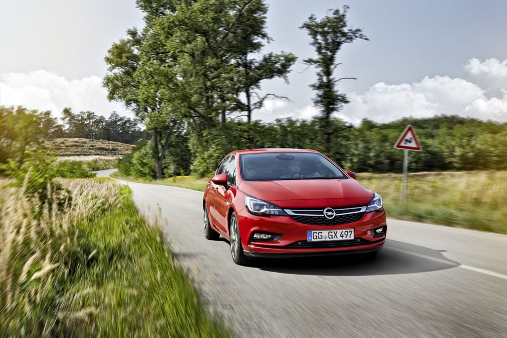 First drive: Ny Opel Astra