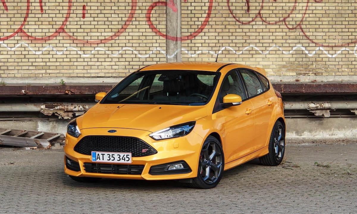 Test: Ford Focus ST – imponerende køreglæde