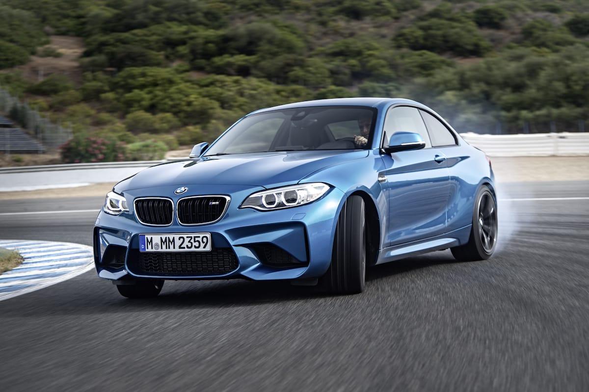 Mød BMW M2 coupé