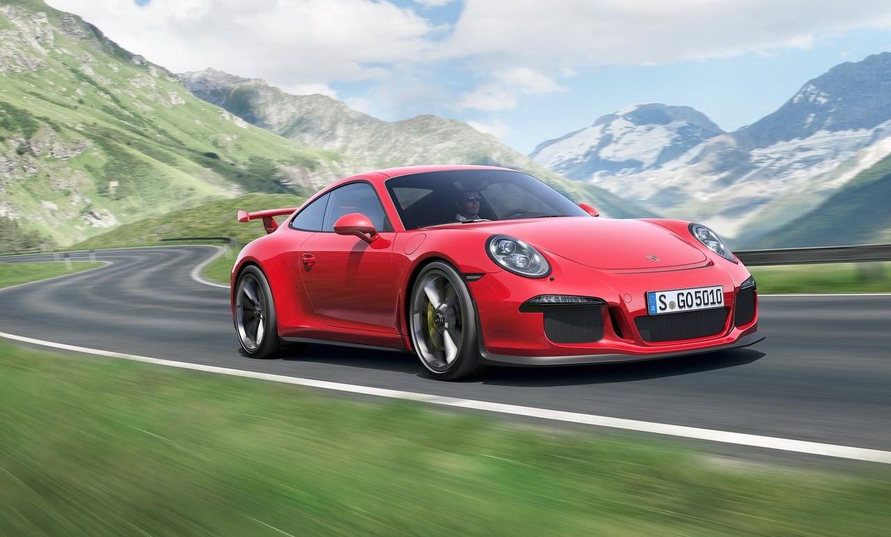 Jubilæum: Porsche 911 GT3 med manuel gearkasse udsolgt