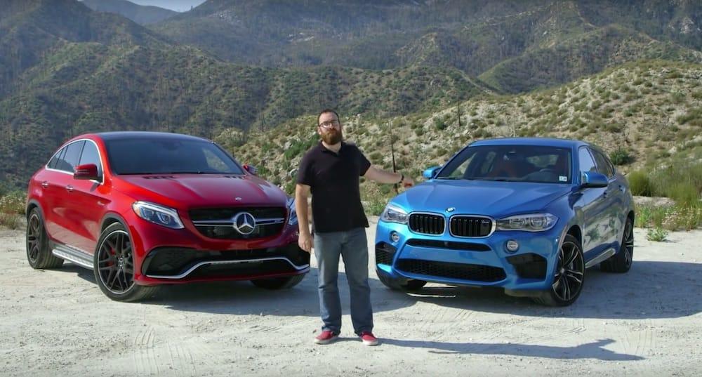 Hvilken SUV er den voldsommeste?