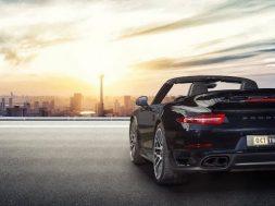 Porsche 911 Turbo OCT tuning