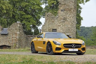 Posaidon Mercedes AMG GT S
