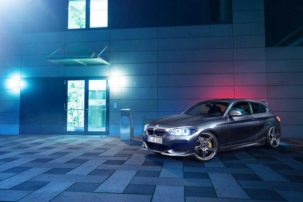 BMW 1-Serie med M50d motor!