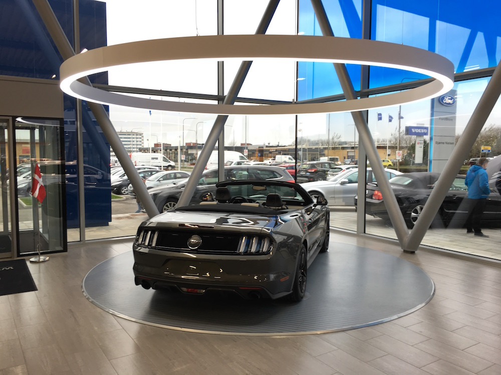 Ford Mustang Esbjerg