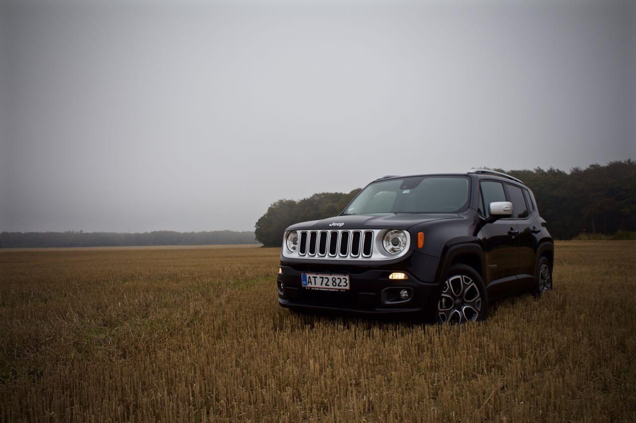 Test: Jeep Renegade – amerikansk forstads-SUV med charme