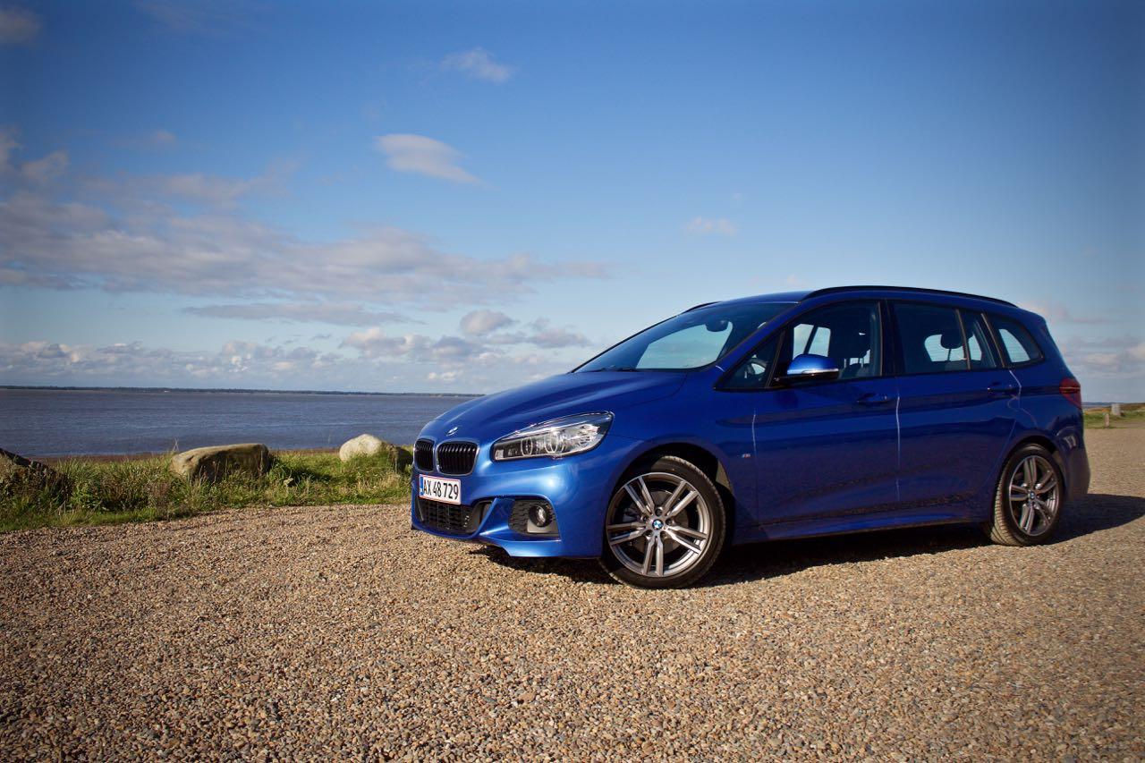 Test: BMW Gran Tourer giver i pose og sæk