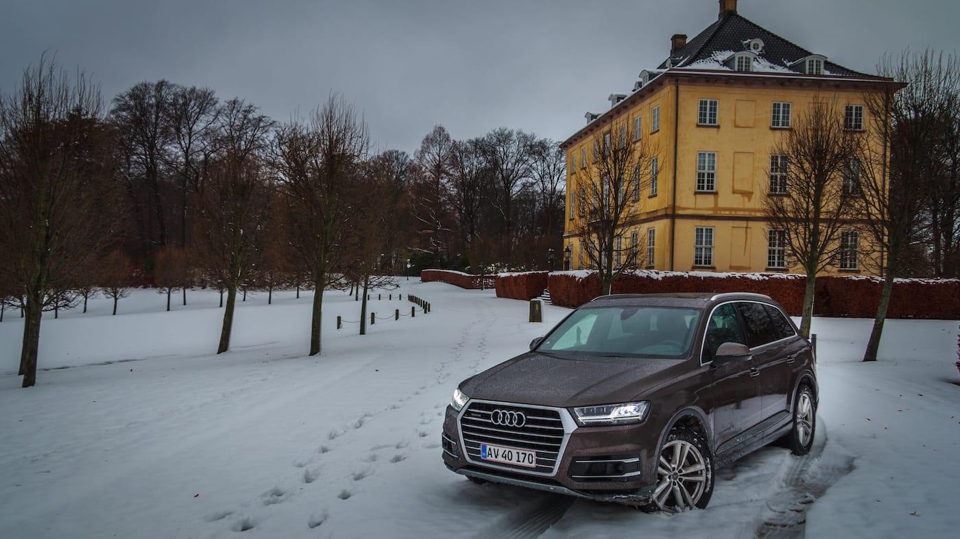 Test: Audi Q7 3.0 TDI Quattro – overdådig SUV