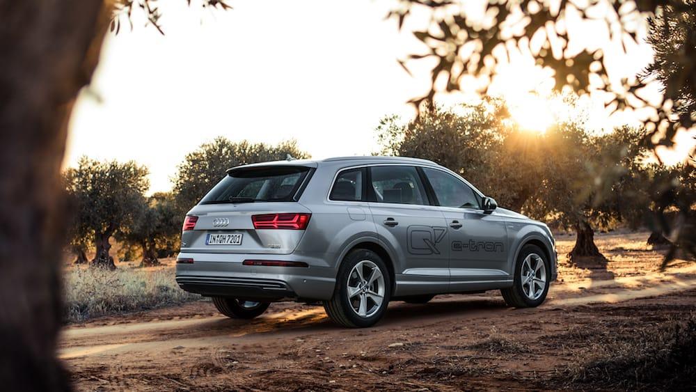 First drive: Audi Q7 e-tron – Øko-SUV med solide kræfter