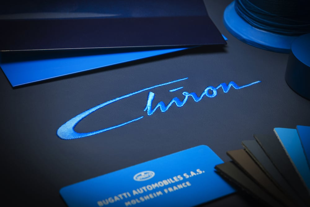 Bugatti Chiron: Debuten er officiel