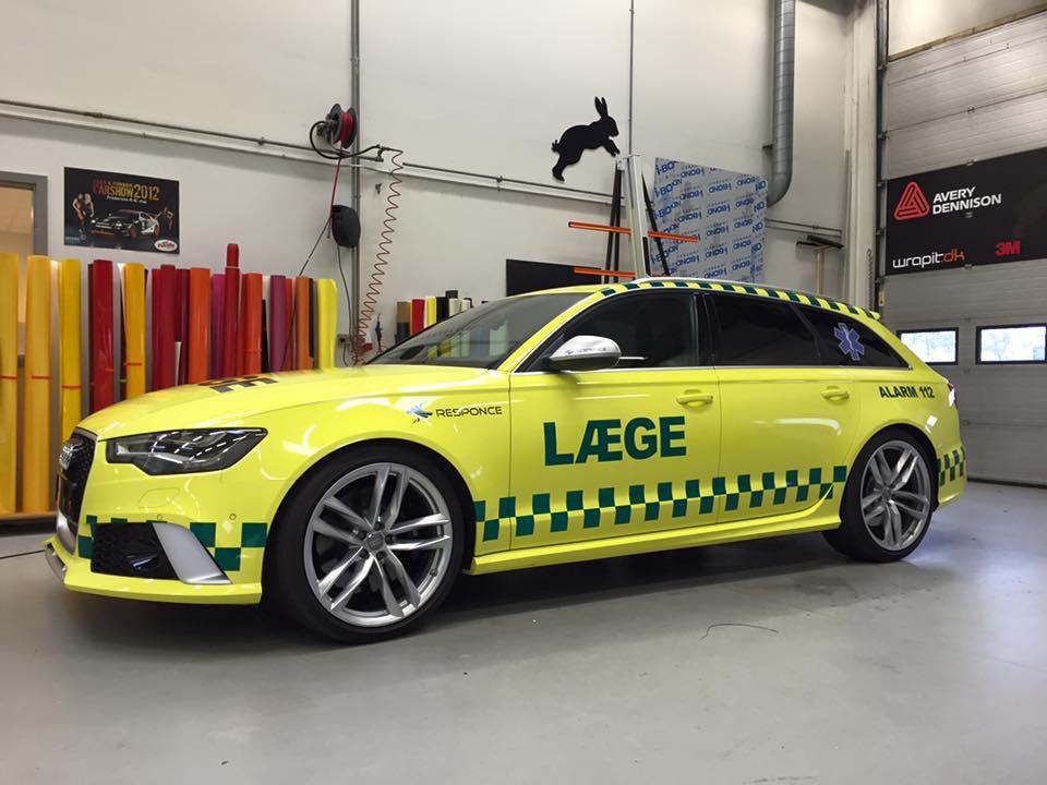 Danmarks Hurtigste L 230 Gebil Audi Rs6 Bilsektionen Dk