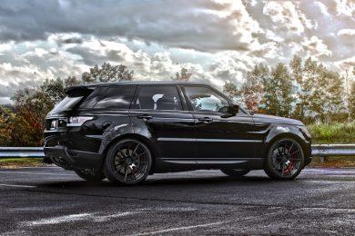 Fabspeed Range Rover Sport SVR