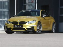 g-power Bmw m4 opgradering