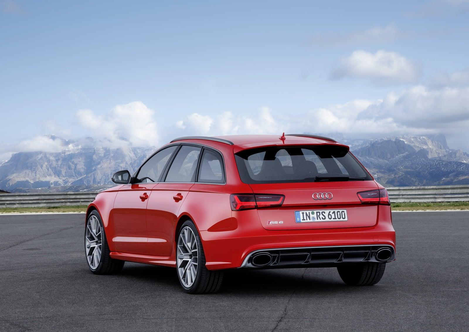 Audi overvejer RS6 Allroad!