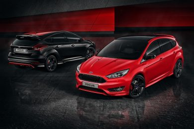 Ford Focus Red & Black Edition