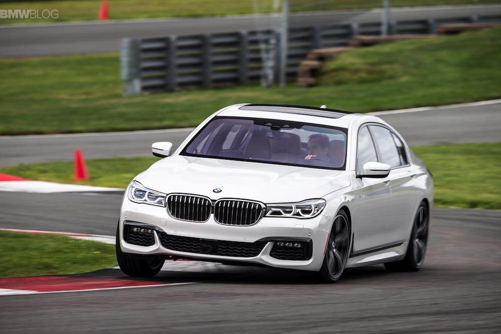 """En perfekt BMW 7-Serie: """"M760i"""" med 12 cylindre"""