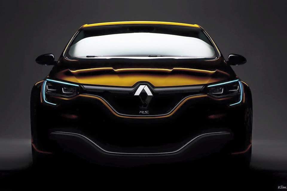 Er det den nye Renault Mégane R.S.?