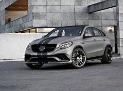 Mercedes AMG GLE63 Coupe-Wheelsandmore-Tuning-1