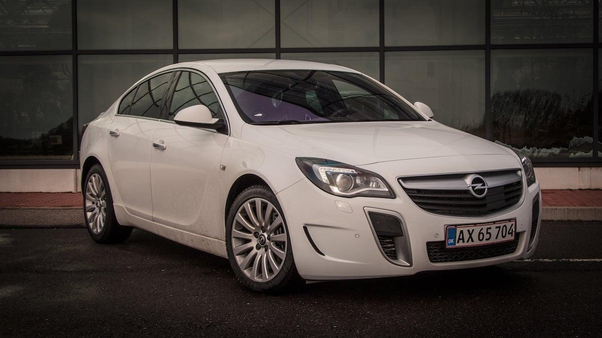 Test: Opel Insignia OPC – attituden fejler intet