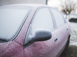 Vinter-Bil