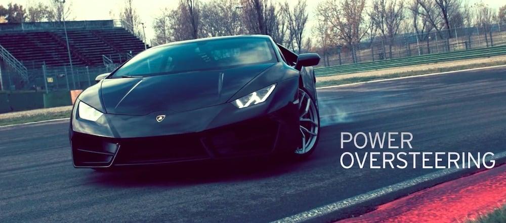 Video: Lad Lamborghini Huracán LP 580-2 give dig gåsehud
