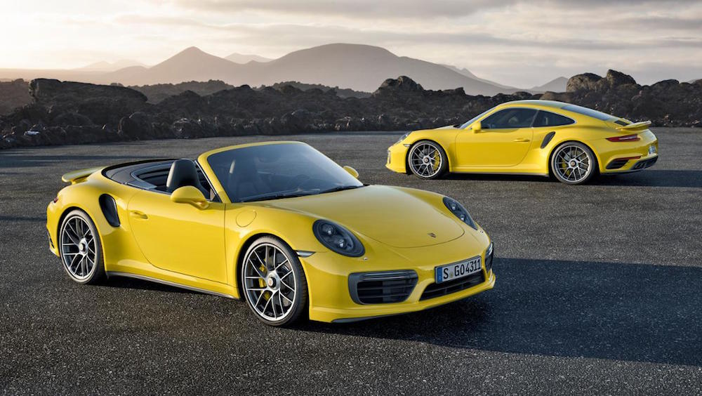 Ny Porsche 911 Turbo S med mere spark i end nogensinde før