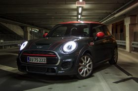 Mini John Cooper Works test
