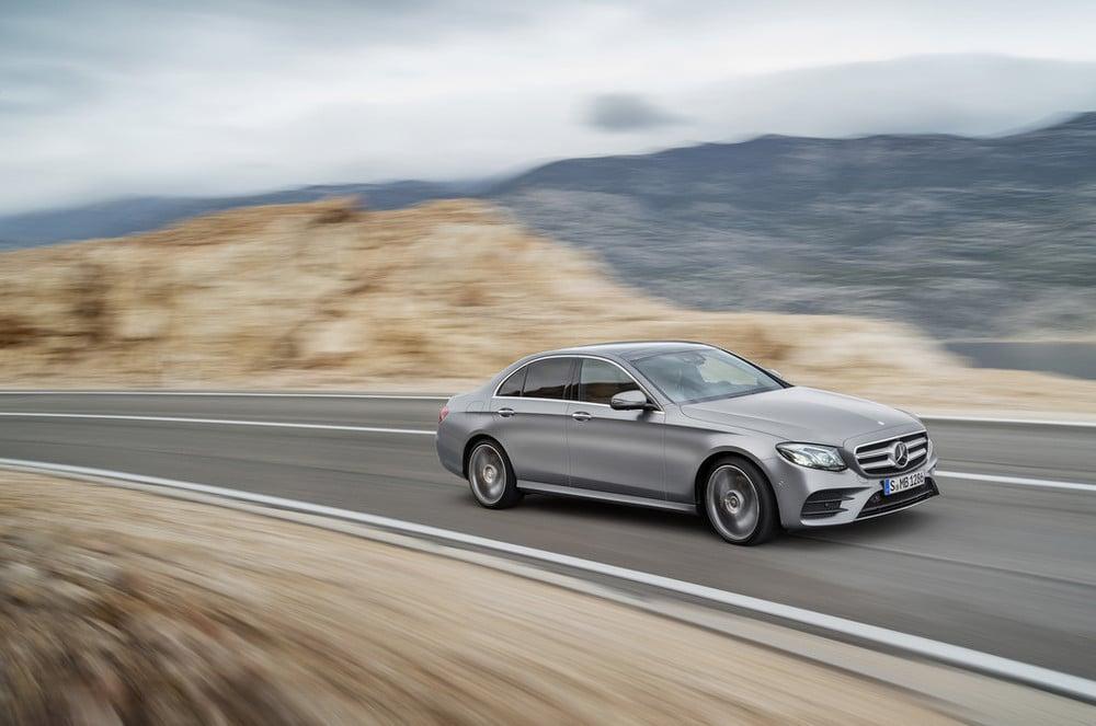 Billedserie: Alt vi ved om den nye Mercedes E-klasse