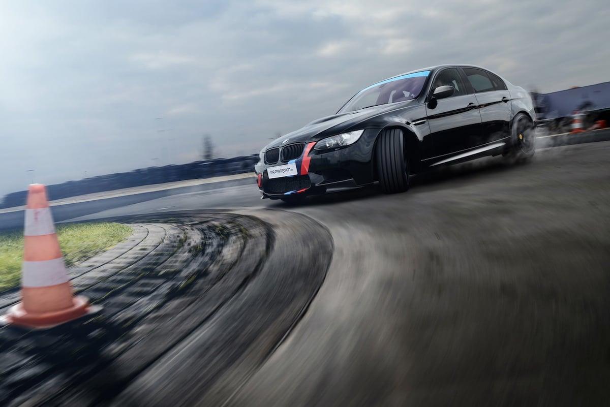 Pludselig virker den gamle BMW M3 mere interessant…
